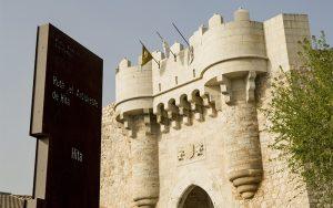 muralla medieval en hita